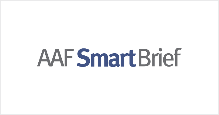 AAF Smart Brief