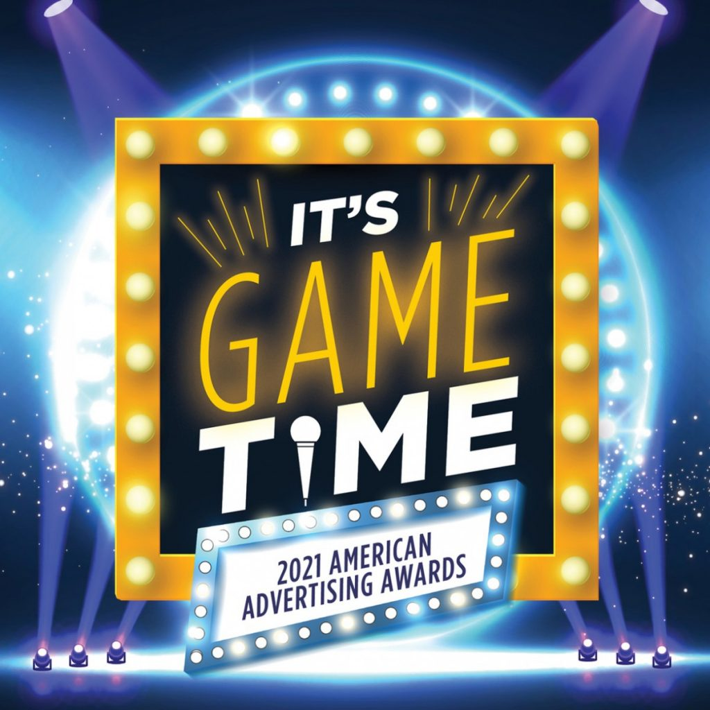 It's Game Time! American Advertising Awards 2021